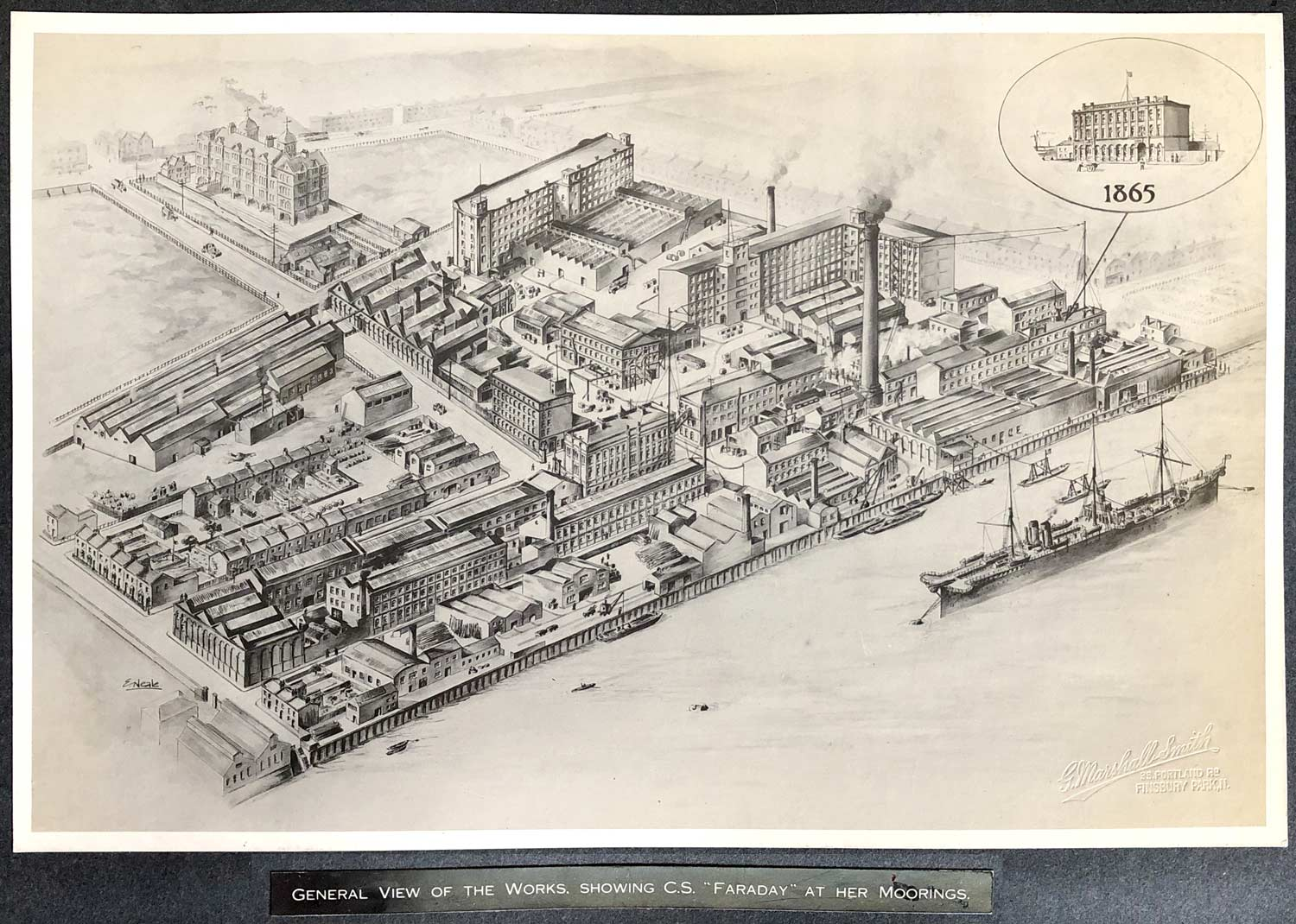 History of the Atlantic Cable & Submarine Telegraphy - British Cable