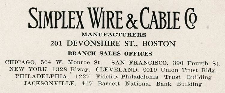 History of the Atlantic Cable & Submarine Telegraphy - Simplex Wire ...