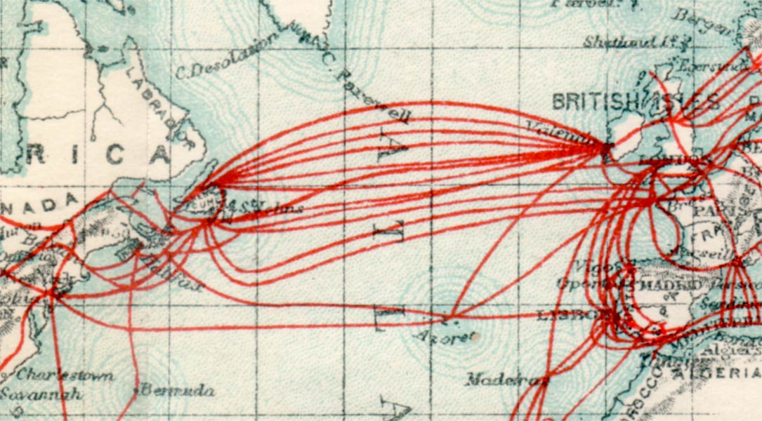 History of the Atlantic Cable & Submarine Telegraphy - Submarine